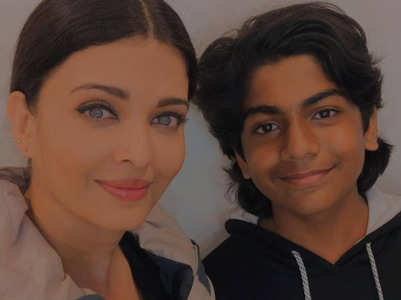 Aish's pics from Ponniyin Selvan sets go viral
