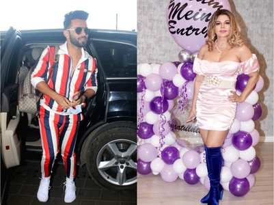 TV celebs attention-grabbing quirky outfits