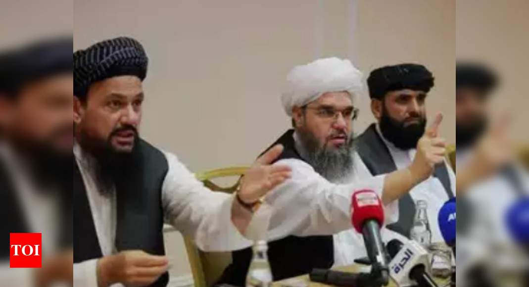 Afghan Taliban News: Taliban admit to killing Afghan comic beaten in video | World News – Times of India