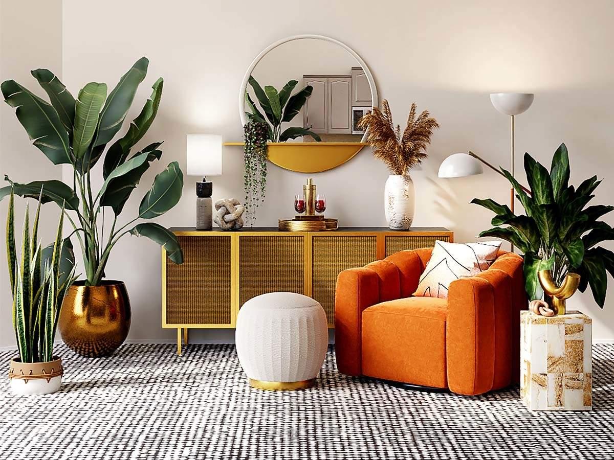 Fragrant Indoor Plants That, Living Room Plants
