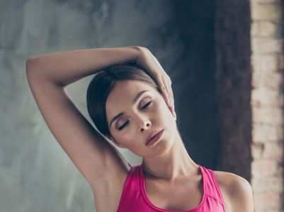 Easy stretches to relieve neck pain
