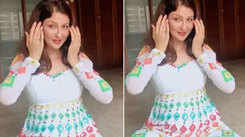 Saumya Tandon stuns fans with her dance video