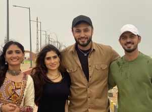 Dhwani Gautam all set for his next romantic ballad title 'Pardesiya' - Exclusive