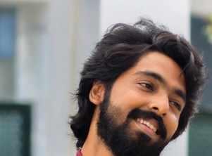 Composer GV Prakash stylish looks