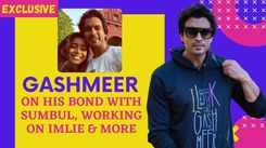 Exclusive - Imlie's Gashmeer Mahajani on his bond with Sumbul Touqeer: I'm her official 'nanny' on sets