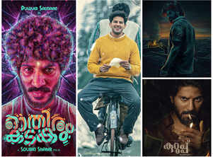 'King of Kotha' to 'Othira Kadakam', Dulquer's new movies