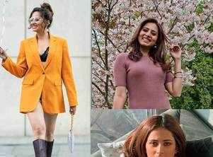 Top 10 colours to pick from Sargun Mehta's wardrobe
