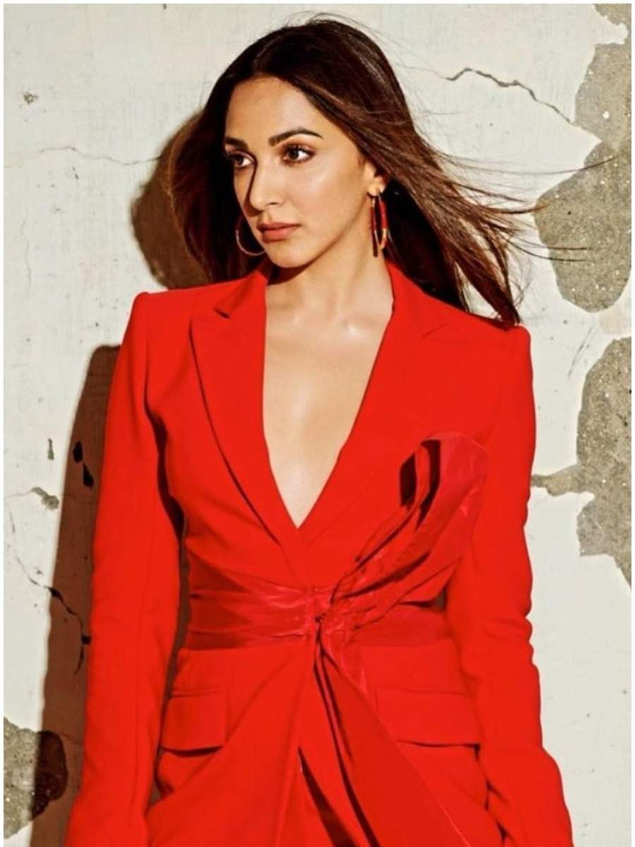 Kiara Advani's versatile dressing style