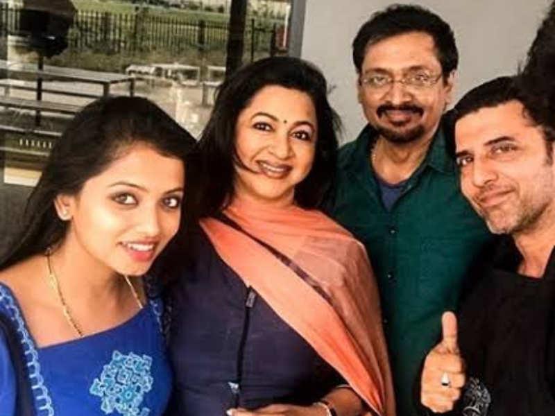 Radikaa Sarathkumar clarifies on Venu Arvind's health status