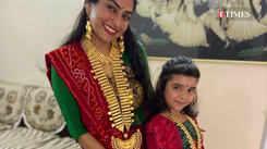 Niilam Paanchal on her daughter observing Gauri Vrat- Exclusive!