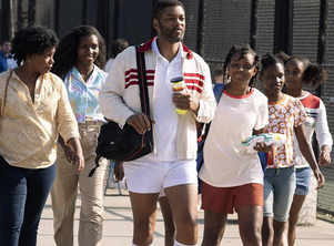 'King Richard' trailer: Will Smith impresses as Serena and Venus William's 'relentless' father in inspiring new film