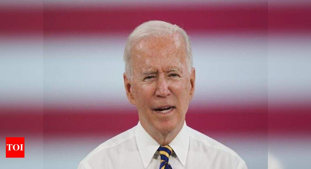 Biden will allow eviction moratorium to expire, calls on Congress to extend it 'without delay' – Times of India