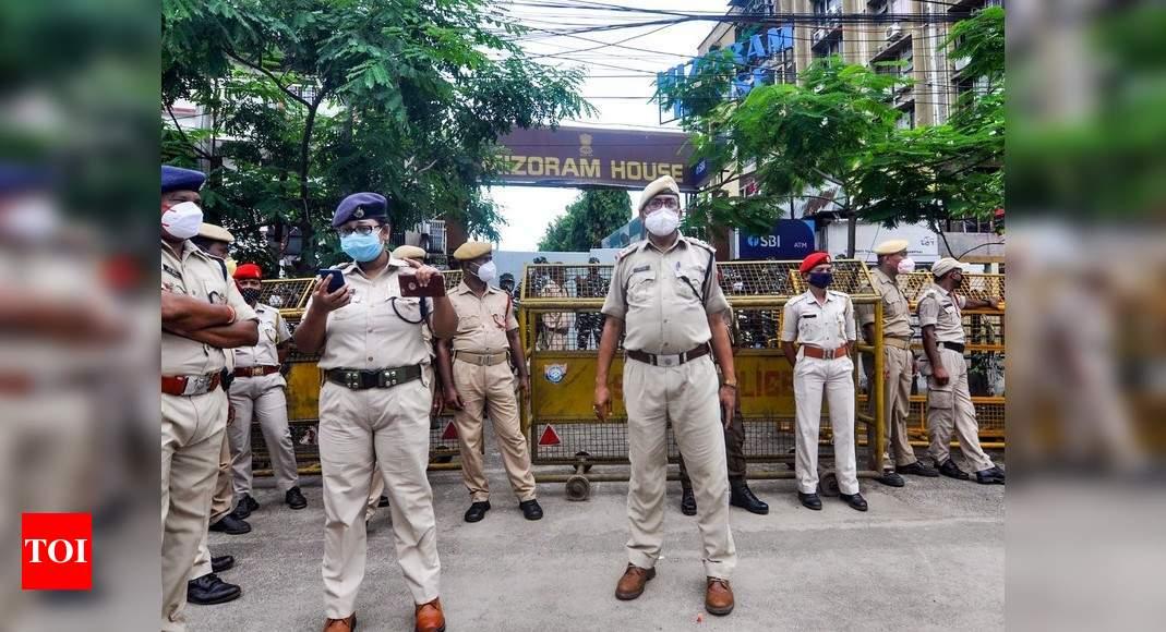 'Do not travel to Mizoram': Assam govt issues advisory | India News – Times of India