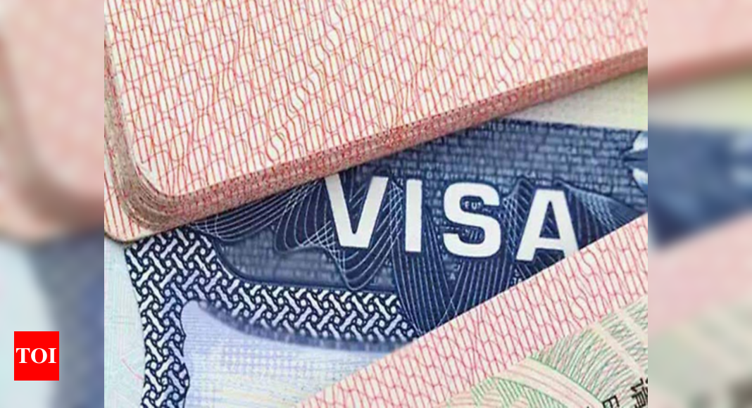 H1B Visa News: USCIS conducts second lottery for H-1B cap visas for fiscal 2022 | World News – Times of India