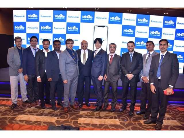 Panasonic's smart home technology is built in India