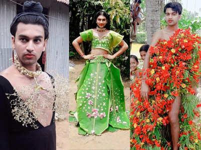 How a village boy became a fashion sensation