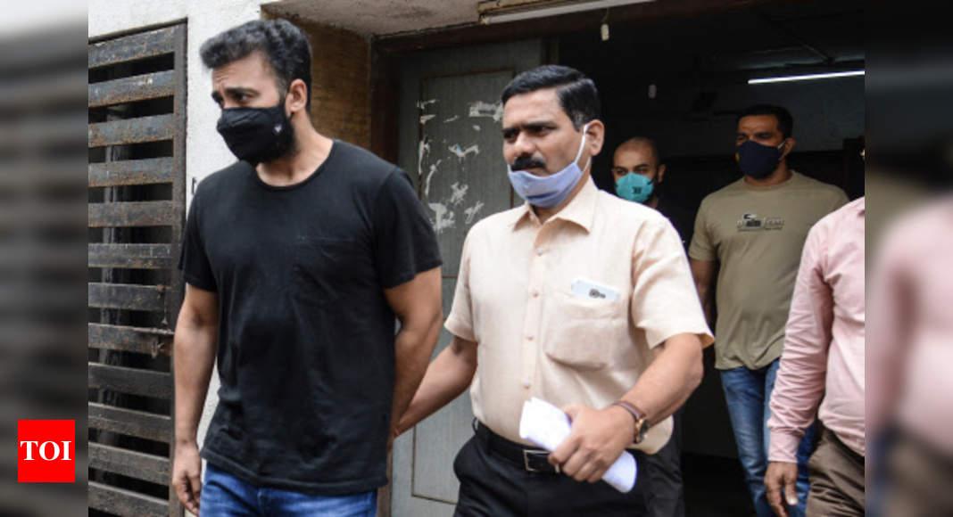 Mockery of legal process: Raj Kundra