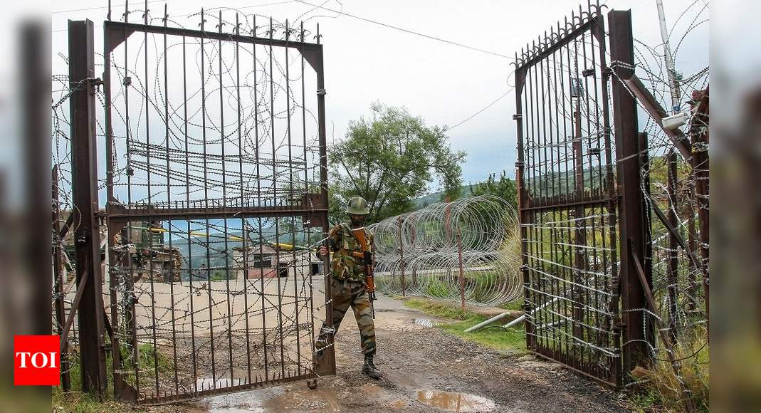 India says 'polls' in PoK cannot hide Pakistan's illegal occupation, objects to CPEC reference in China-Pakistan statement | India News – Times of India