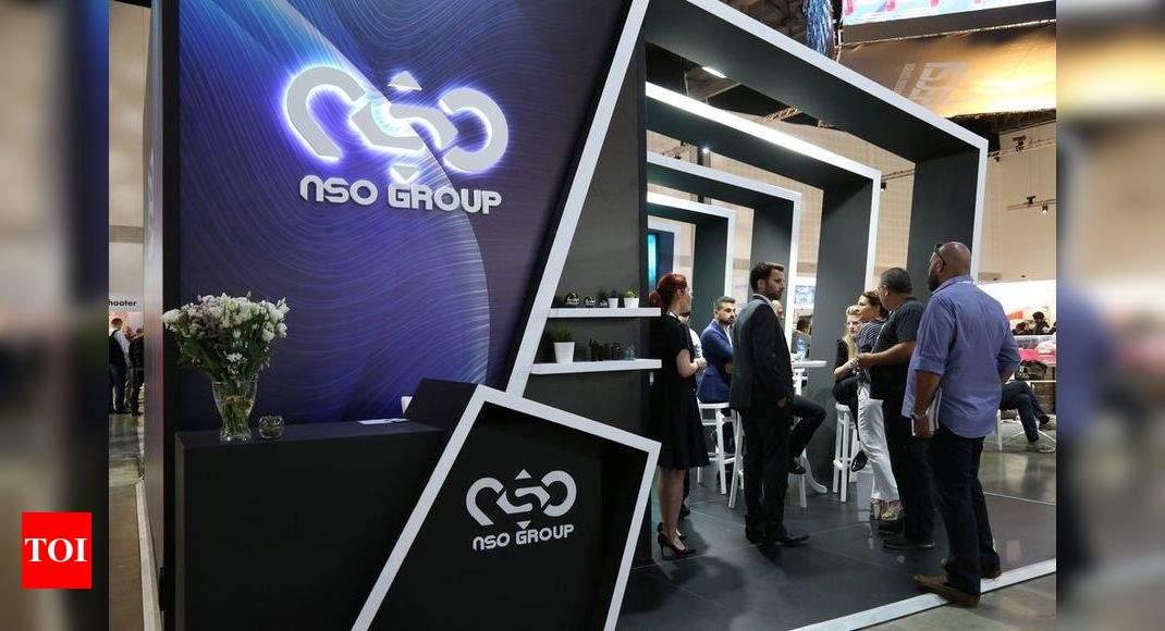 Israeli agencies raid NSO offices over Pegasus row – Times of India
