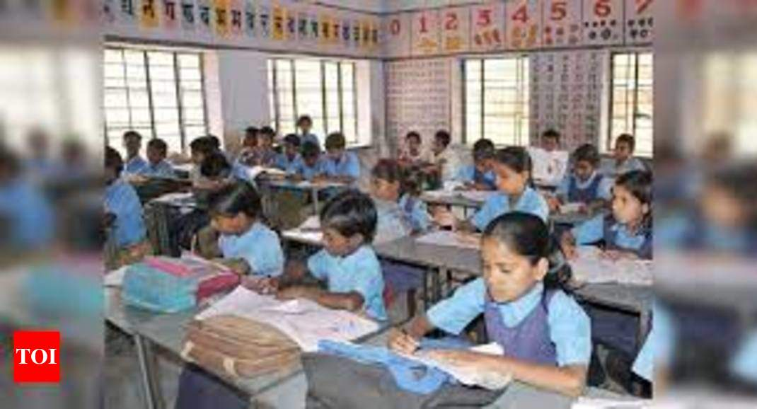Unnao DM cancels BSA's orders nominating one firm for electrification in primary schools – Times of India