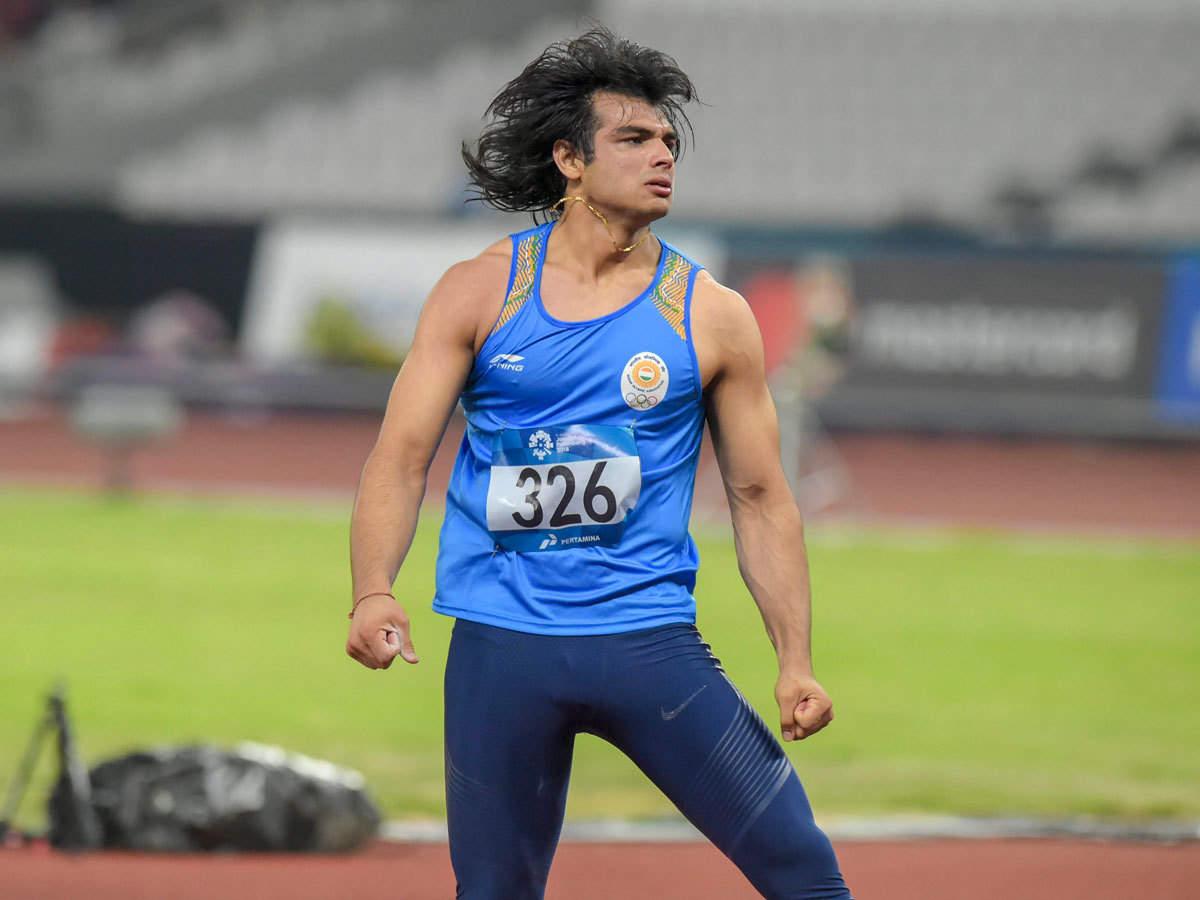 Neeraj Chopra Olympics: Will javelin ace Neeraj Chopra fetch India's first  athletics medal at the Olympics?   Tokyo Olympics News - Times of India