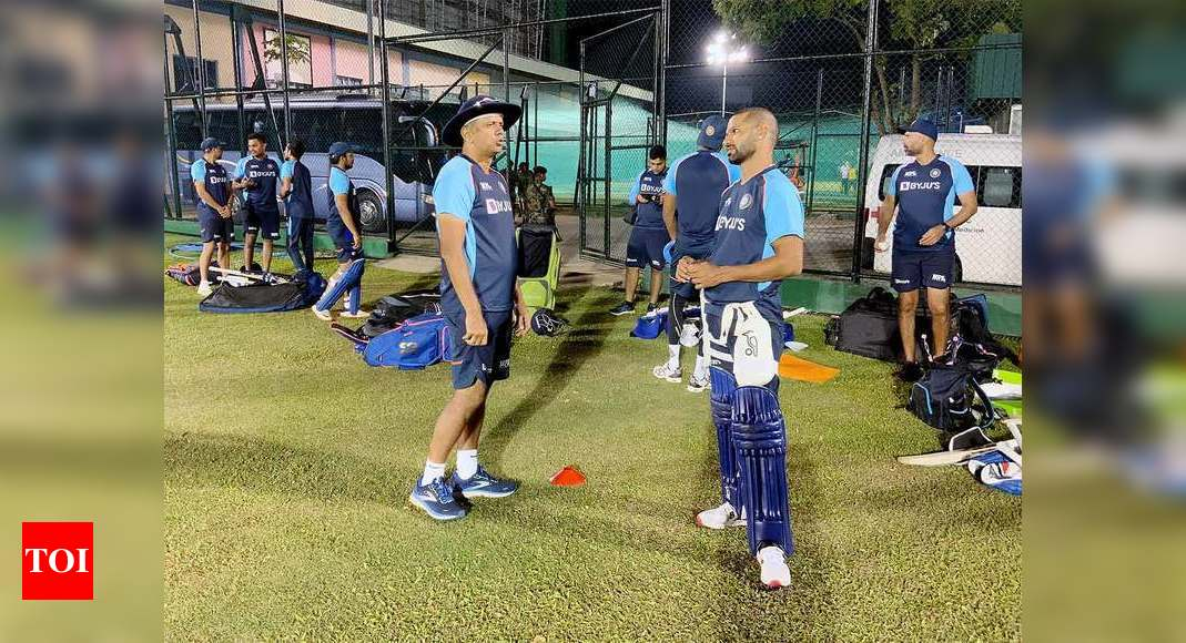 Sri Lanka series gives players opportunity to reflect that not all wickets will be flat: Rahul Dravid | Cricket News – Times of India