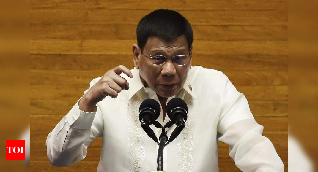 Philippines fully restores US troops pact it had threatened to scrap