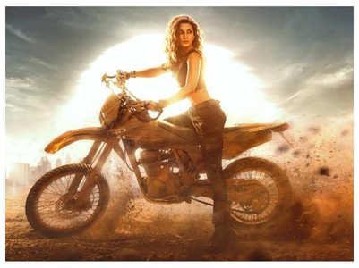 Kriti Sanon to get trained in dirt biking