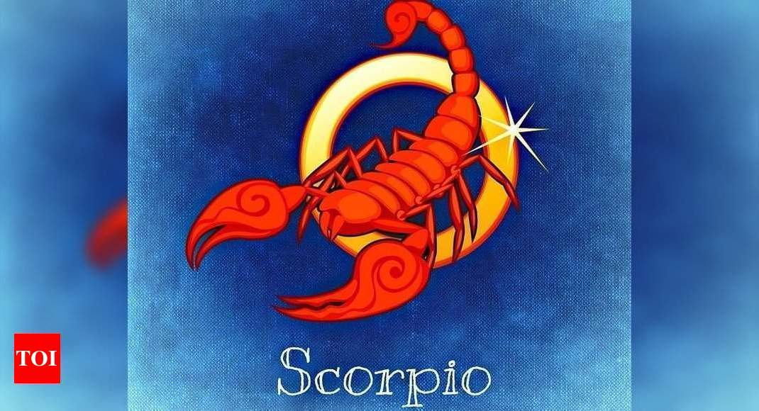 Scorpio Monthly Horoscope August 2021: Read predictions here – Times of India