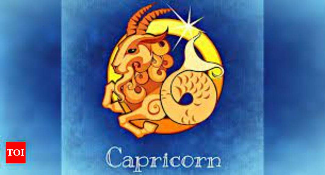 Capricorn Monthly Horoscope August 2021: Read predictions here – Times of India