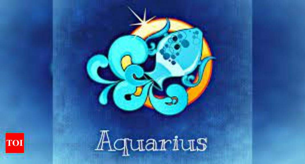 Aquarius Monthly Horoscope August 2021: Read predictions here – Times of India
