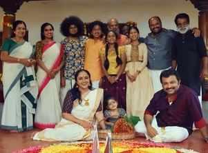 Team Uppum Mulakum reunites for Onam show