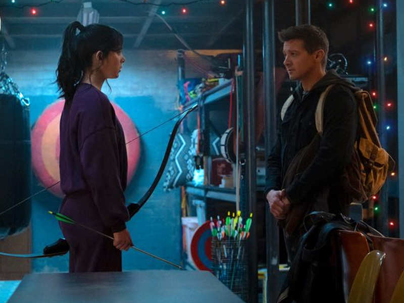 Hawkeye: Hailee Steinfeld's Kate Bishop joins Jeremy Renner's Clint Barton in first official still; Marvel series gets November 2021 release date
