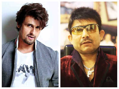Did you know Sonu-KRK are neighbours?