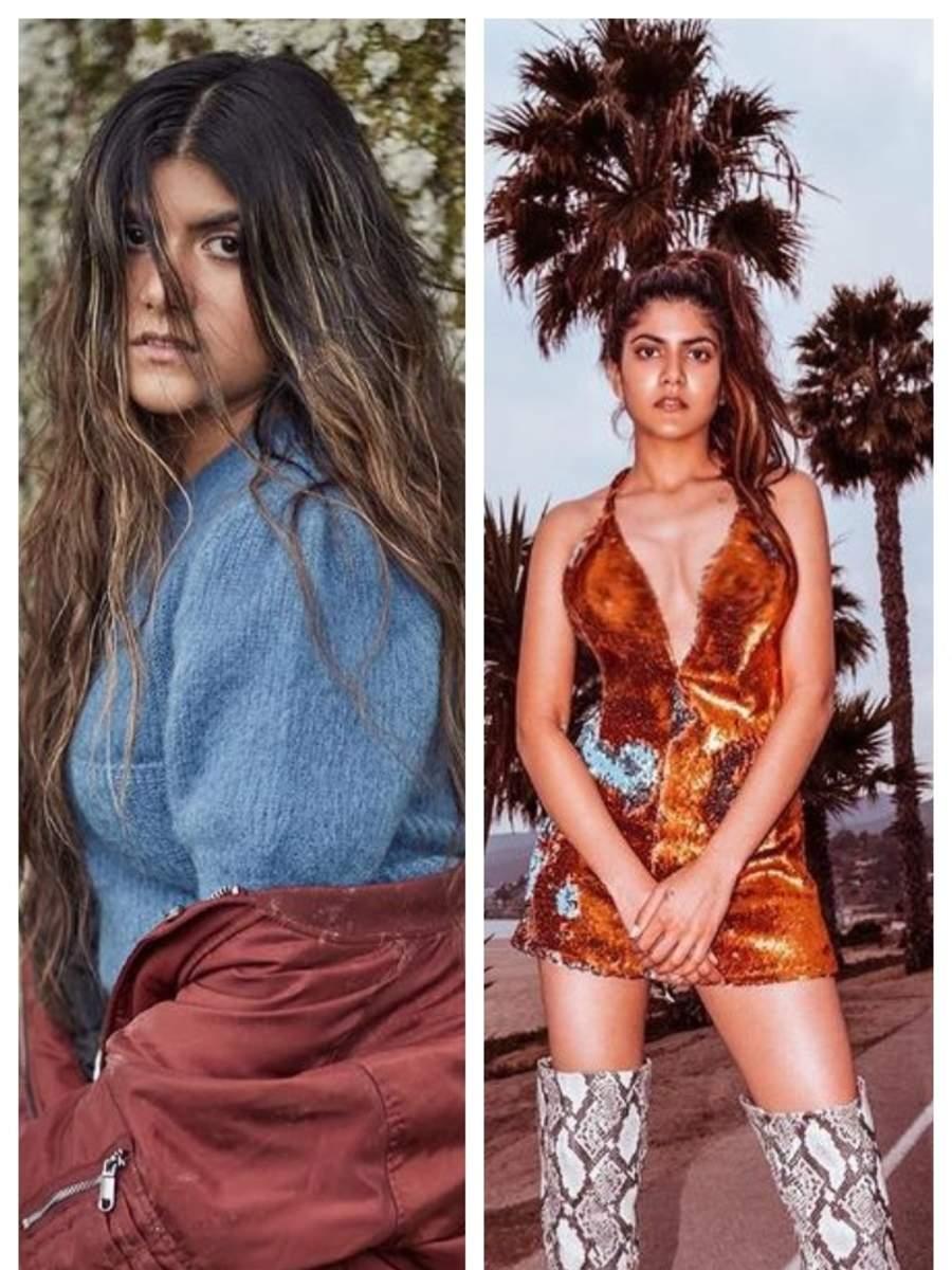 10 Sizzling Looks Of Ananya Birla