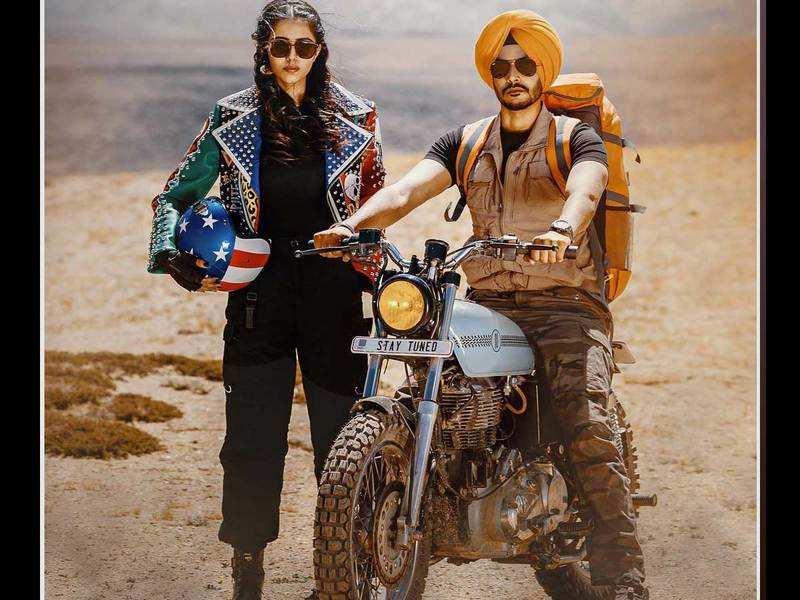Rajvir Jawanda's latest single 'Brown Eye' is out