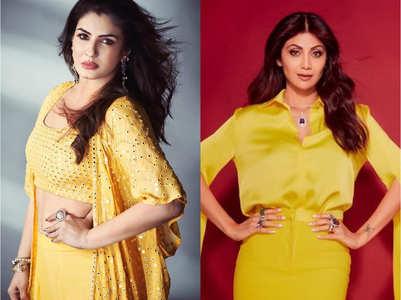 Super Dancer: Raveena won't replace Shilpa?