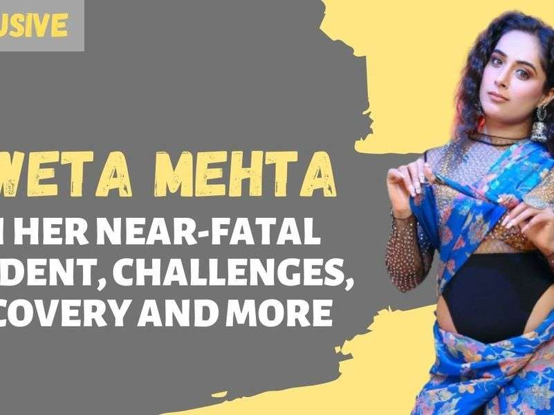 Roadies winner Shweta Mehta opens up about the time she didn't want to see the mirror