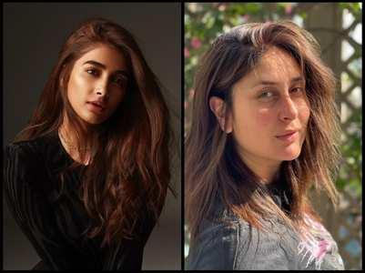 Pooja Hegde supports Kareena in Sita row