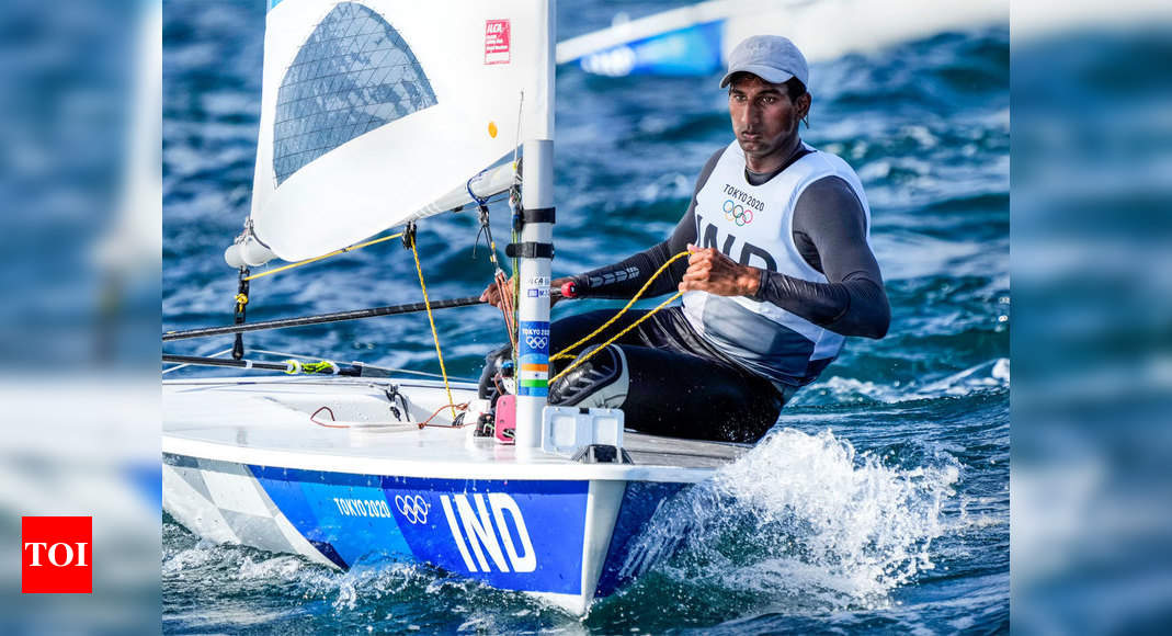 Sailor Saravanan finish 3rd in one race, but still languishes at 20th overall