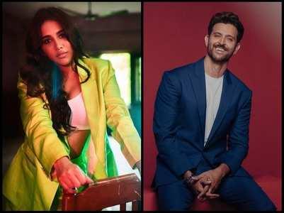 Nabha to star in Hrithik's debut webseries?