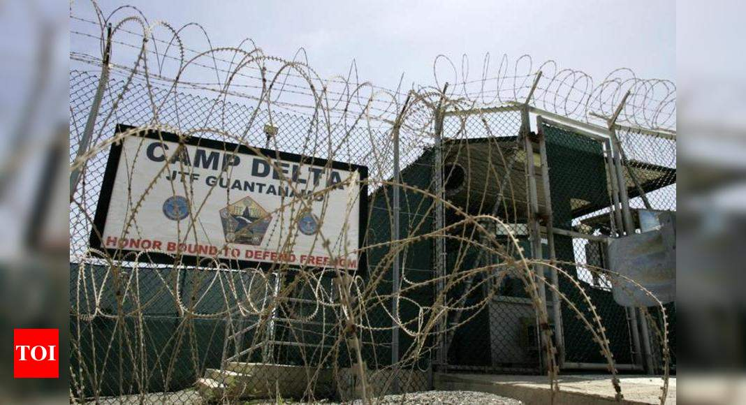UAE sends 6 Guantanamo detainees to Yemen amid concerns – Times of India