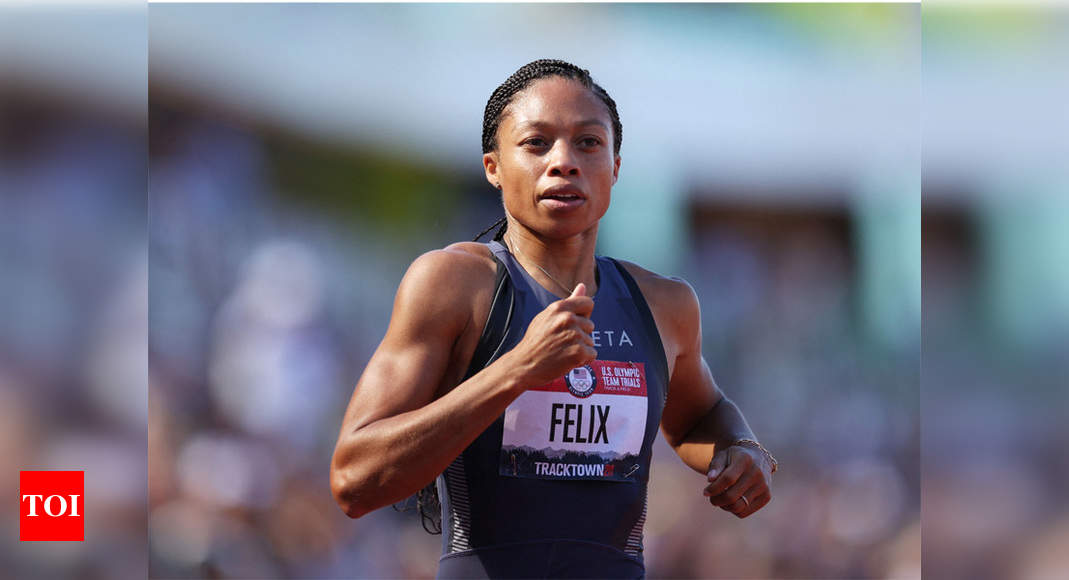 Tokyo Olympics: Blow for Felix as US disqualified from mixed relay