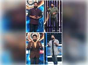Times host Mohanlal slayed fashion game