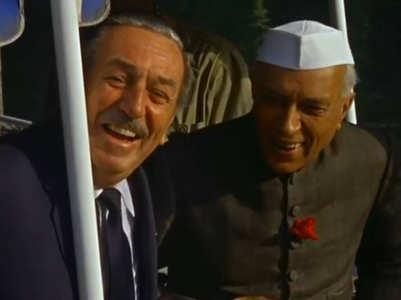When Nehru & Walt Disney went for jungle ride