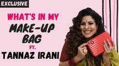 Tannaz Irani shares what's in her makeup pouch