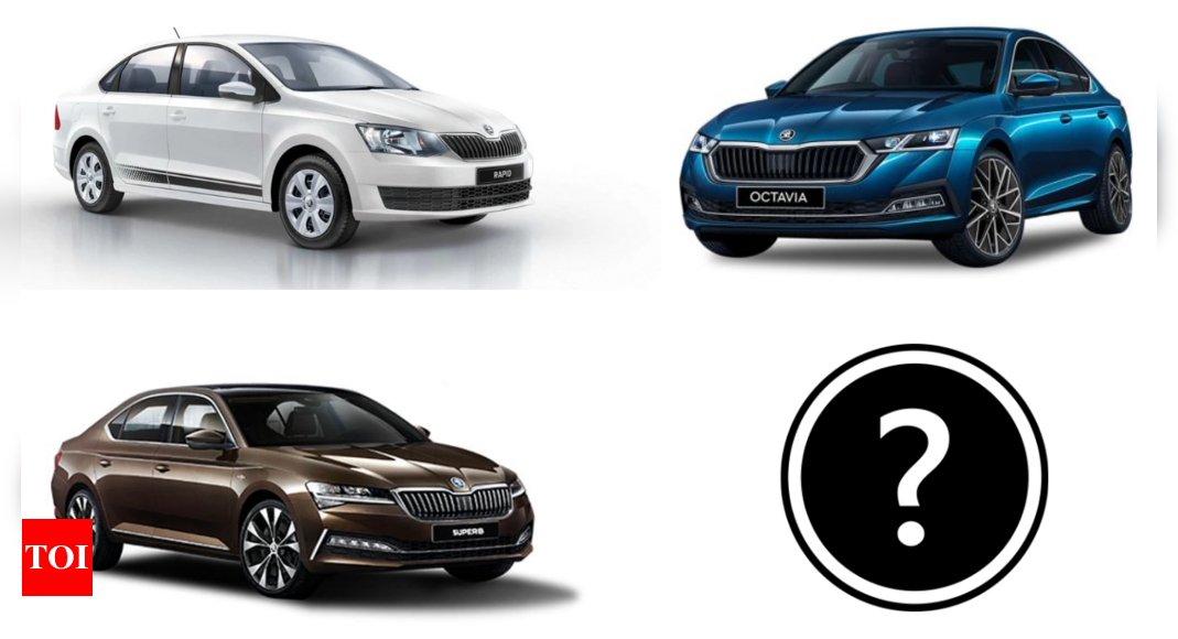 Skoda India's new sedan not to replace Rapid; no CNG plans yet – Times of India