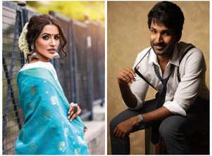 Akshara pairs up with Aadhi in Lingusamy's bilingual