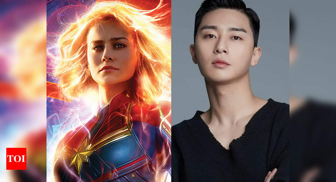 Park Seo Joon officially joins 'The Marvels