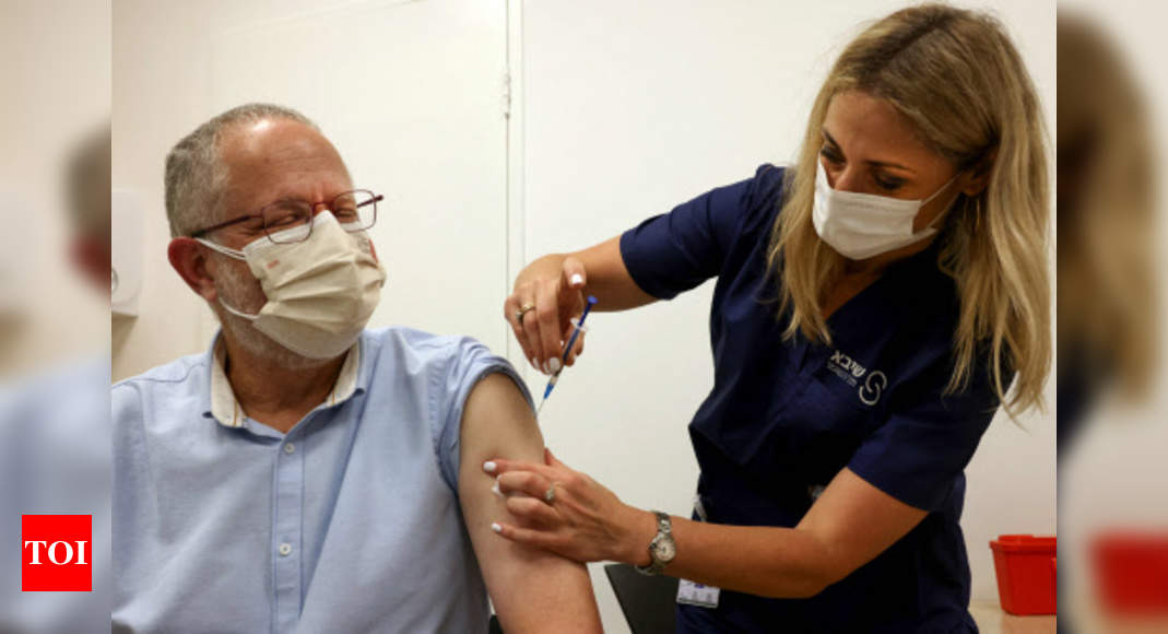 Covid vaccine protection highly likely to wane over time, says UK advisers – Times of India